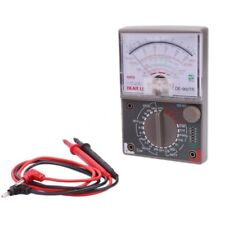 New DE-960TR Range AC DC Pointer Type Analog Meter Multimeter Voltmeter Tester