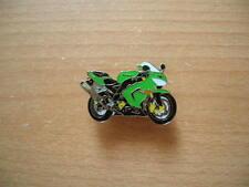 Pin Anstecker Kawasaki ZX 10 R / ZX10R / ZX10 R Modell 2004 grün green Art. 0956
