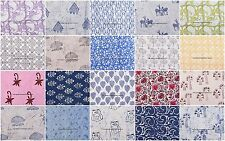 200 Yards Wholesale Lot Hand Block Printed Indian Cotton Fabric Apparel Fabric