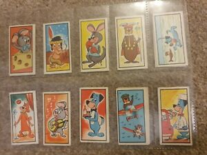 T.V's Huckleberry Hound and Friends - Barratt & Co - Choose Your Card