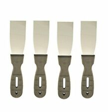 4 x Filling Knife 40mm Flexible Stainless Steel Decorating Filler DIY Hand Tools
