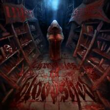 INFER / SEPSIS - Chronicles Of Bloodshed (CD, 2015) Czech Black/Death Metal