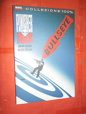 COLLEZIONE 100 % MARVEL PUNISHER MAX N° 19 BULLSEYE -max comics di: jason aaron