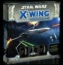 NEW Star Wars X-Wing Miniatures Game The Force Awakens Starter Core Set Sealed