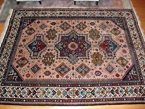 Großer Kelim, Schurwolle auf Baumwolle, 340 * 240 cm, Vorderer Orient, ca. 1970