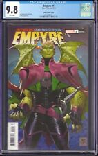 Empyre #1 (Marvel Comics, 2020) CGC 9.8 Daniel Variant Cover
