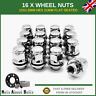 Set Of 16 Alloy Wheel Nuts For Lexus IS200 IS250 With Original Alloys