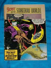 "MYSTERY IN SPACE # 48, Dec. 1958, ""Secret of the Scarecrow World"" FAIR Condition"