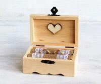 Wedding ring box, Ring bearer box, Wooden Wedding Box, Personalized Wedding Box