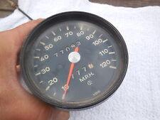 Porsche 914 Speedometer Date Stamp 12.69 91164150310