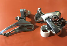 *RARE!!! XTR Vintage Derailure Set RD-M900 FD-M901 8sp 31.8 Clamp