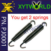 KTM 450 EXC EXC450 Racing Exhaust Pipe Spring 2003-2011 38mm Silencer Muffler