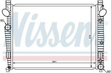 Brand New Radiator Nissens 62772 DPI - 2888
