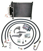 1967-68 FIREBIRD PONTIAC V8 AIR CONDITIONING UPGRADE KIT A/C AC 134A STAGE 2