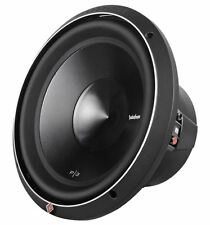 "Rockford Fosgate Punch P3D4-12 12"" 1200 Watt Dual 4 Ohm Car Subwoofer"