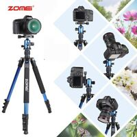 Zomei Portable Aluminium Tripod Ball Head For iPhone 11 Canon Nikon Camera DSLR