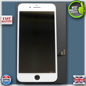 Genuine Apple iPhone 7 LCD Screen replacement refurbished WHITE FAULTY  B203