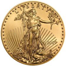2019 $50 American Gold Eagle 1 oz Brilliant Uncirculated