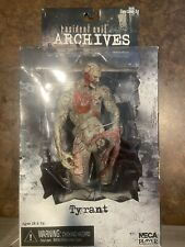 resident evil action figures neca-Archives-Series 3-Tyrant
