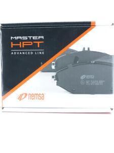 Remsa Brake Pads FOR JEEP PATRIOT MK74 (804 12)