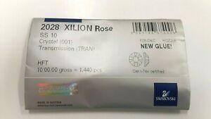 sealed package,1440 swarovski xilion HFT flatbacks,10ss transmission #2028