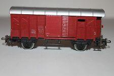 HO Scale Marklin 4605  Single Door Boxcar with Brakeman's Cab Wagon