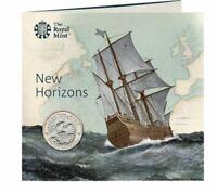 2020 MAYFLOWER Coin on Card
