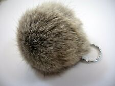 Collectible Keychain: Ball of Fur Very Soft (Fur Unknown)
