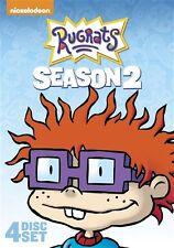 RUGRATS SEASON 2 New Sealed 4 DVD Set