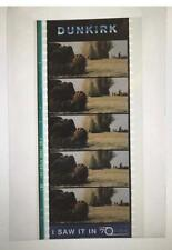 DUNKIRK 70MM Film Strip- Original Movie Promo Item 2017 Rare Christopher Nolan