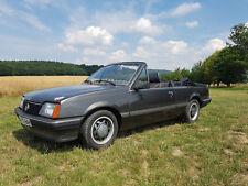 Opel Ascona C 1,8 LS Cabrio Daily Driver H Zulassung Oldtimer TÜV 12/18