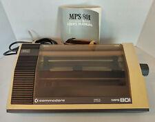 Commodore Printer MPS-801