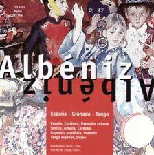 Albeniz - Espana - Granada - Tango (CD)