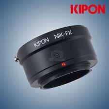 New Kipon adapter for Nikon F Mount lens to Fuji X-Pro2 X-T2 Fujifilm Camera