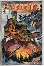 Crossgen Comics Negation #4 April 2002 NM-