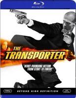 The Transporter Blu-Ray Jason Statham Blu-ray / NEW Fast Ship (HMV-718 / HMV-99)