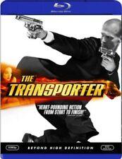 Brand New The Transporter Blu-Ray Bluray Jason Statham Fast Ship