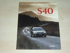 45854) Volvo S 40 Prospekt 1996