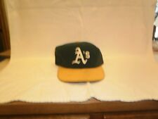 NEW ERA 59FIFTY OFFICIAL ON FIELD CAP--OAKLAND A's--FITTED--7 1/4 57.7cm