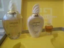 Amarige de Givenchy eau de toilette 50ml + 4ml, corpo velo 50ml Raro BOX Set