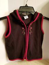 Girls Vest, Size 4/4T, By OshKosh