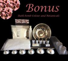 Massive Bath Bomb Making Kit - Makes 40+ Bath Bombs and Fizzies