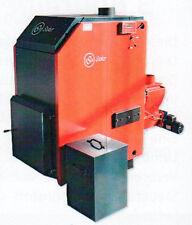 Biomasseheizung-Komplett-Anlage KSM 775-75C 75 kW Kessel Pufferspeicher Laddomat