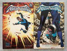 NIGHTWING. Lote de 2 tomos. Norma Editorial 2004