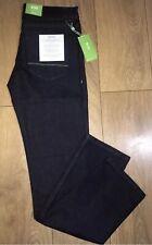 """Hugo Boss BOSS Green Label Navy Blue BNWT New Jeans 34"""" Inch Waist 32"""" Leg"""