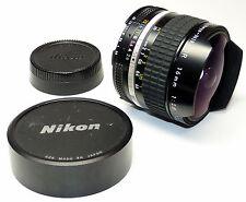 Nikon Lens Obiettivo Fisheye-NIKKOR 2,8/16 per NIKON AI