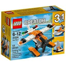 LEGO Creator 31028 Sea Plane Set New Box Sealed TOY