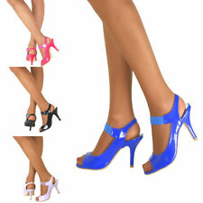 Patternless Court Standard Width (B) Formal Heels for Women