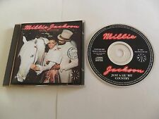 MILLIE JACKSON - Just a Li'l Bit Country (CD) GERMANY Pressing