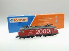 (81/711) Roco H0 E-Lok Re 4/4  Bahn Rail Ferrovia 2000 (Art.-Nr.43512)DC/analog